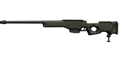 AWM狙击枪