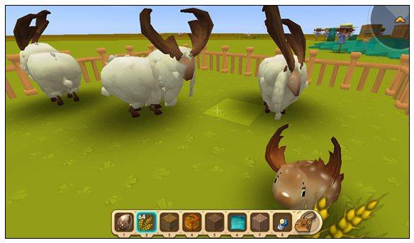 迷你世界羊吃什么 羊怎么繁殖