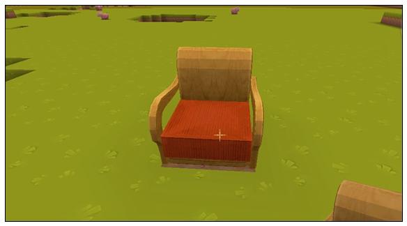 迷你世界椅子陷阱教程 椅子坑人陷阱