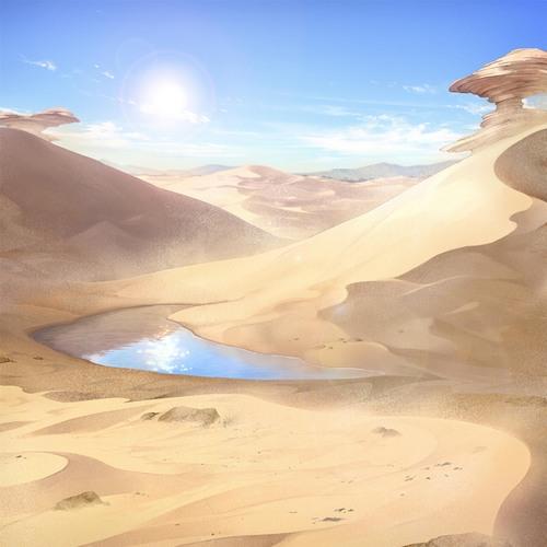 奇迹暖暖荒漠之魅