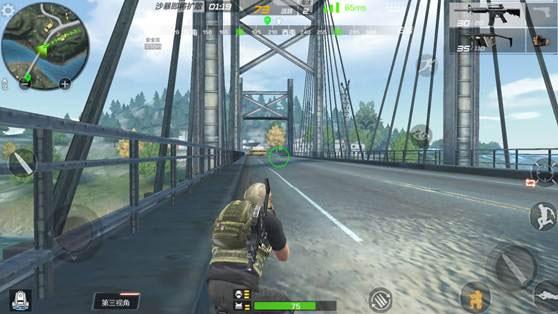 CF手游守桥2