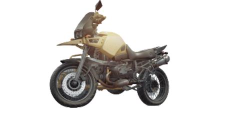 绝地求生刺激战场摩托车性能介绍