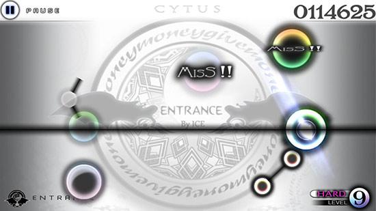 写在《Cytus》续作来临之前的音符魔幻世界