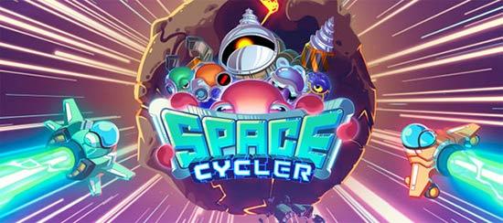 隧道式射击手游《Space Cycler》上架 和好游高速飞行