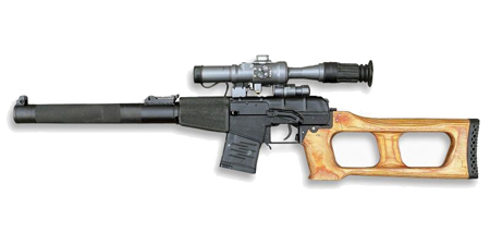 VSS狙击枪
