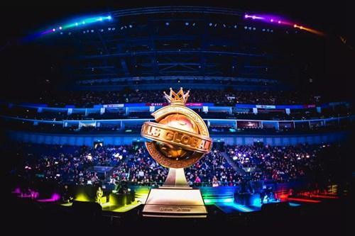 球球大作战全球总决赛