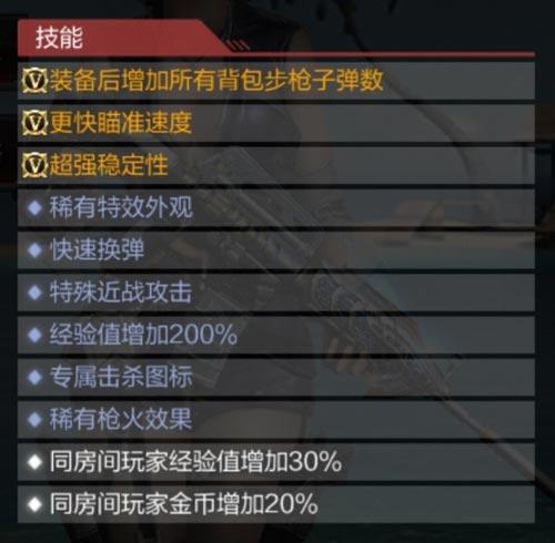 CF手游游骑兵3