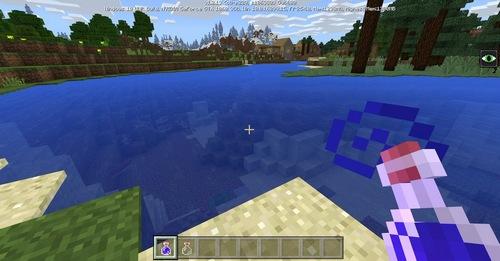我的世界水域更新