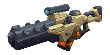 孤岛先锋追踪充能枪武器介绍 孤岛先锋手游武器解析