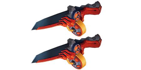 孤岛先锋双持匕首武器介绍 孤岛先锋手游武器解析