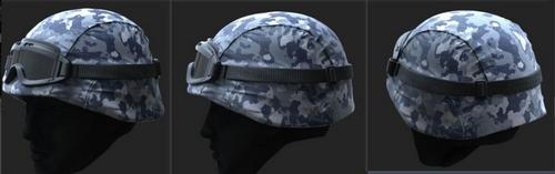 荒野行动头盔