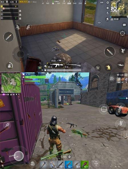 堡垒之夜和绝地求生手游对比 两款游戏手游化分析