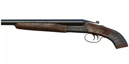 短管霰弹枪
