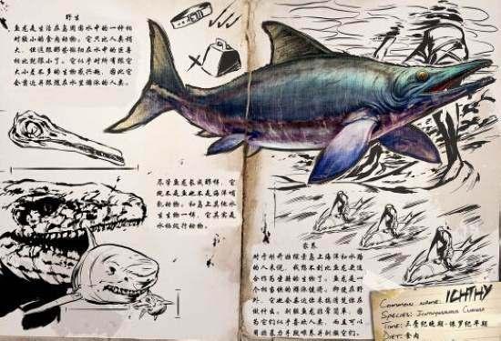 方舟生存进化鱼龙