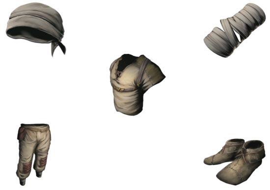 方舟生存进化布甲