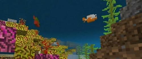 我的世界鱼怎么驯服