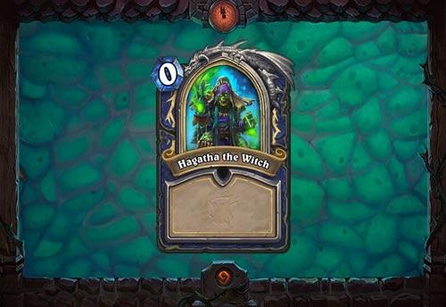 炉石传说女巫森林冒险模式哈加莎怎么打