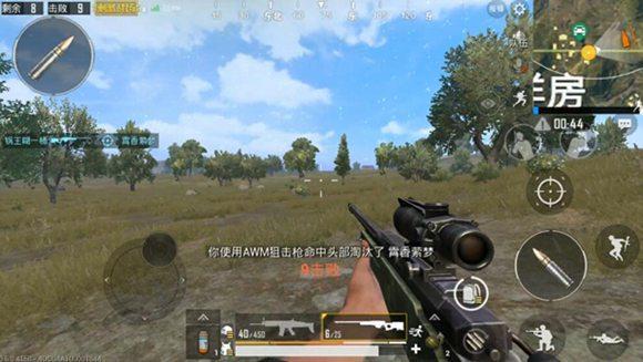 和平精英多排狙击手玩法心得
