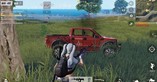荒野行动卡车解析