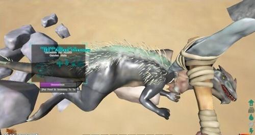 方舟生存进化什么是饥饿驯龙法