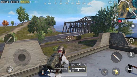 和平精英堵桥打法攻略