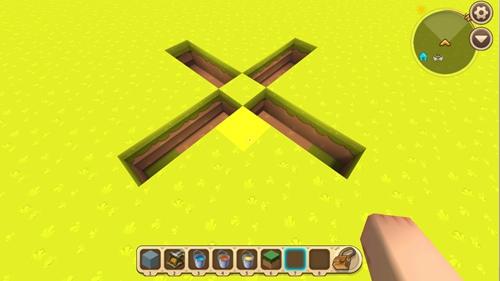 迷你世界教你做水火方块 怎么做液体方块装饰