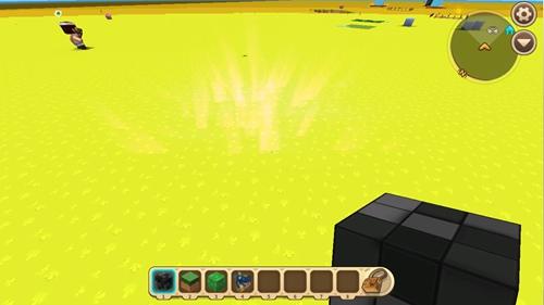 迷你世界教你让地面发光 怎么让地面发光