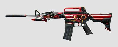 CF手游新武器