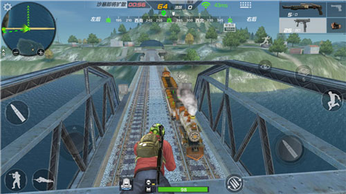 CF手游跨海大桥5