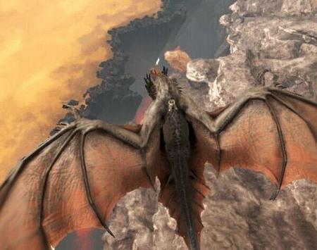 方舟生存进化火龙怎么抓
