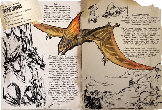 方舟生存进化古神翼龙