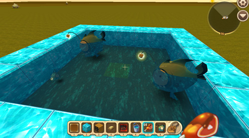 迷你世界灯笼鱼繁殖1