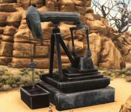 方舟生存进化焦土油矿怎么采集