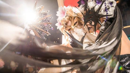第五人格红蝶婚纱