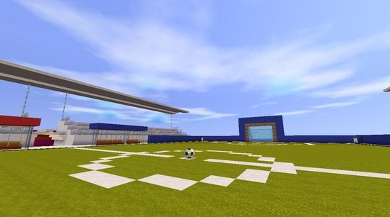 迷你世界对战存档:迷你世界杯3V3 好玩存档分享