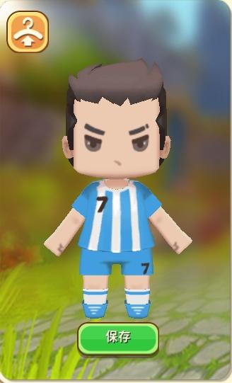 足球少年系列