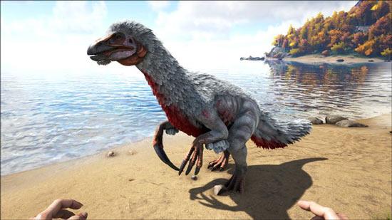 方舟生存进化镰刀龙吃什么