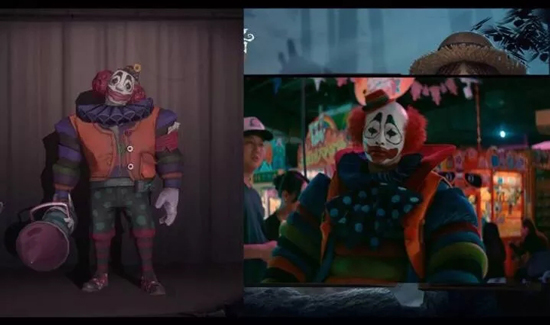 第五人格小丑动物世界皮肤