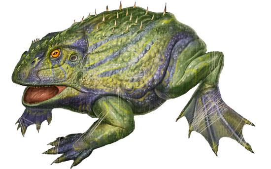 方舟生存进化手机版魔鬼蛙吃什么饲料