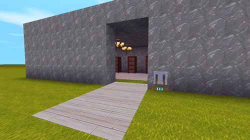 迷你世界隐藏密室6