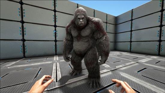 方舟生存进化手机版猩猩