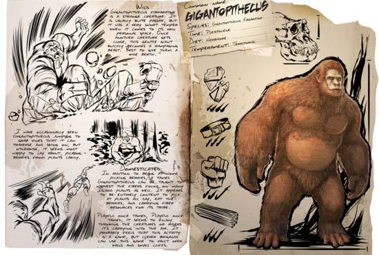 方舟生存进化手机版巨猿怎么驯服