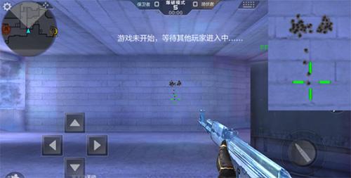 CF手游AK47-蓝水晶数据评测