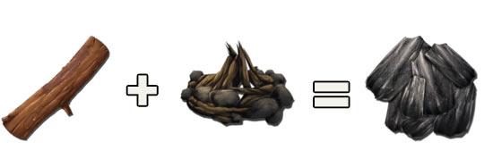 方舟生存进化手机版煤炭