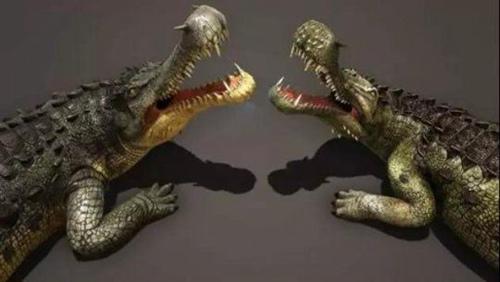 方舟生存进化手机版帝鳄