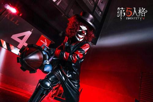第五人格小丑cos