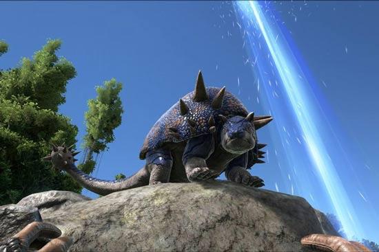 方舟生存进化星尾兽吃什么