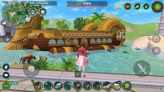 创造与魔法战船雄文号详解 战船怎么做