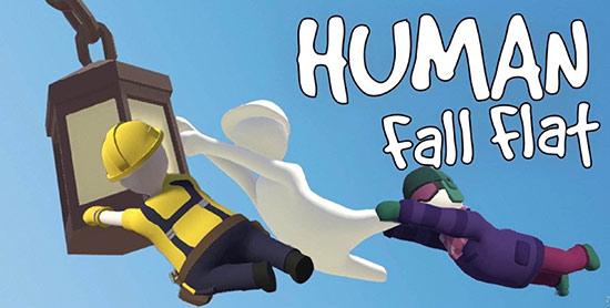 Steam爆红狂虐无数主播的《人类一败涂地》要移植手游了