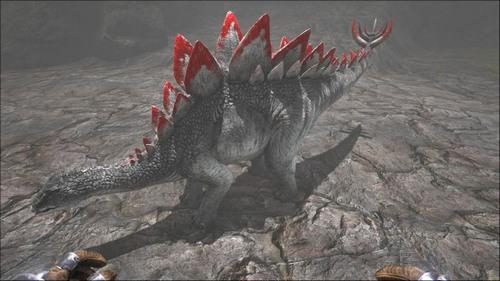 方舟生存进化剑龙怎么驯服